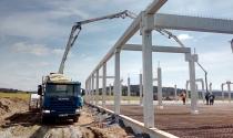 Casino Dolní Dvořiště - dodávka a čerpání betonu 3